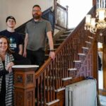 Indiana Couple Restoring Historic Home After Condemnation | Indiana News