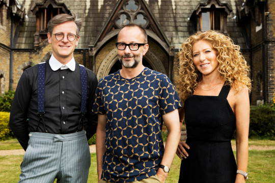 The Great Interior Design Challenge with Daniel Hopwood, Tom Dyckhoff and Kelly Hoppen