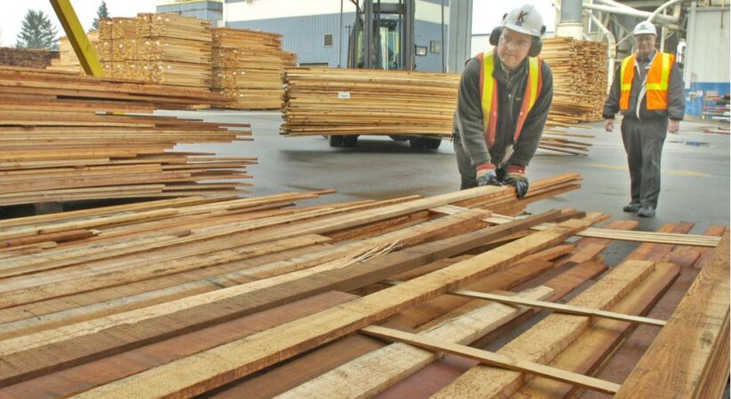 Long a boring commodity, B.C. lumber prices soar to stratospheric high