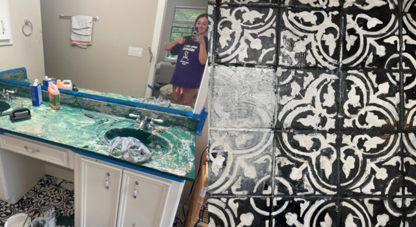Woman Behind Viral TikTok Renovation Fail Says She Is 'Excited to Do More'