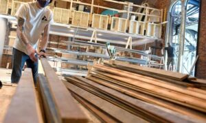 Knock on wood: Lumber prices hit record highs, driving up remodeling and home building costs | Homes & Garden