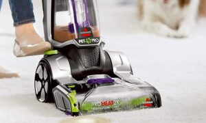The Bissell ProHeat Carpet Cleaner Is Loved by Amazon Shoppers