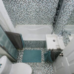 Woman Transforms 'World's Smallest Bathroom' at Just 33 Inches Wide
