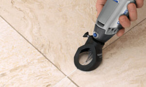 Can you tile over tile in a bathroom?