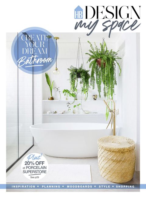 design my space bathrooms – july 2021