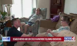 IN YOUR CORNER: Disabled mother and son stuck in apartment following renovations