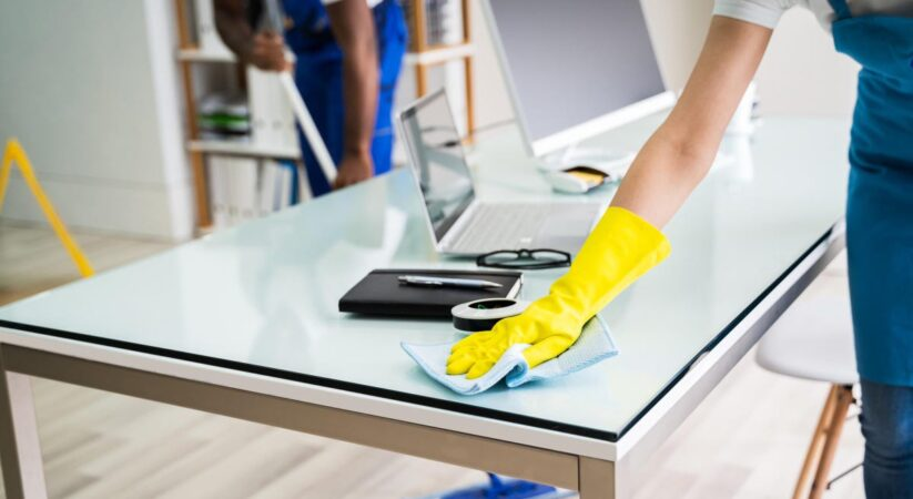 Five Types Of Commercial Cleaning For Workplaces To Consider Post-Covid-19