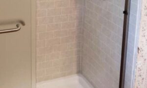 New Home Renovations: Shower Remodel in Branford, CT