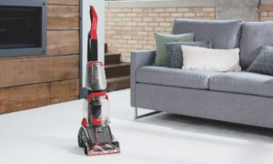Bissell PowerClean review: a sterling budget-priced compact carpet cleaner for smaller abodes