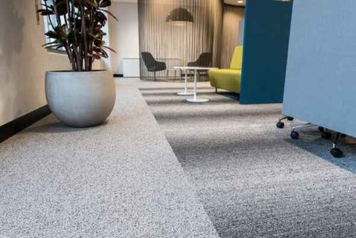 Call Lance's Carpet, Window and Tile Cleaning for commercial carpet cleaning