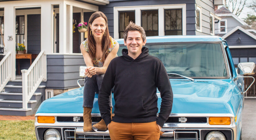 Insta couple implores you to adopt an unloved home for cheap