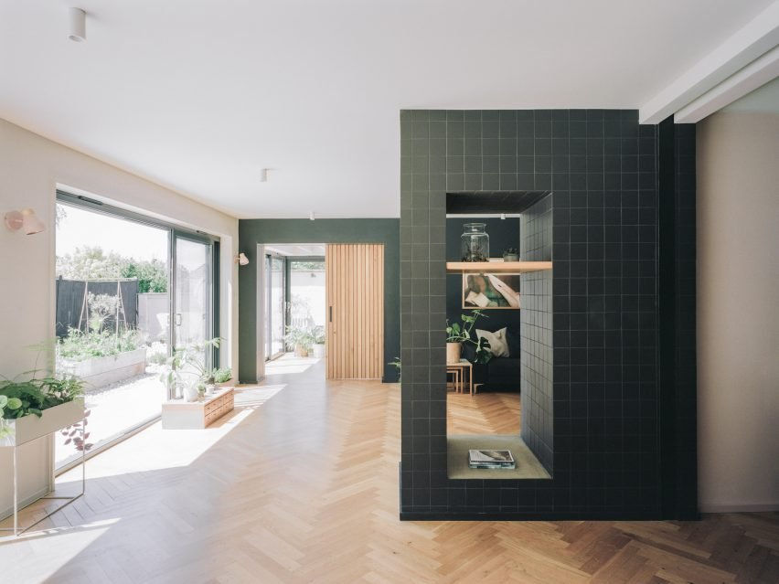 Ground floor of Bawa House by Alter & Company
