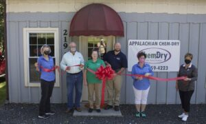 Appalachian Chem-Dry: Veteran couple opens new cleaning and sanitation business in West Jefferson | Ashe