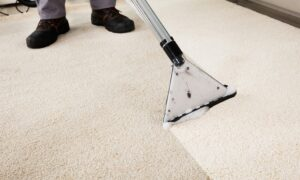 When can landlords charge carpet cleaning fee?